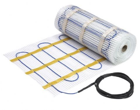 150 watts/m² standard undertile Heating Mats - 14m²